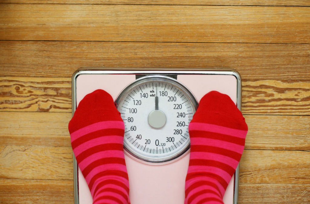 Stop Weighing Yourself!