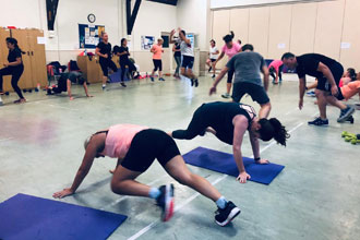 Fitcamp Classes